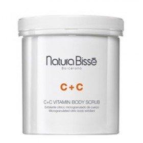 NATURA BISSE Антиоксидантный скраб для тела C+C - НАТУРА БИССЕ C+C VITAMIN BODY SCRUB, 1000 гр