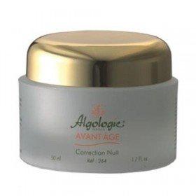 Algologie - Ночной корректирующий крем Авантаж, 50 мл