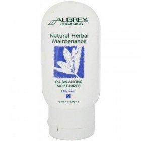 """AUBREY ORGANICS - Увлажняющее средство """"Натуральные травы"""" для жирной кожи, 59 мл"""