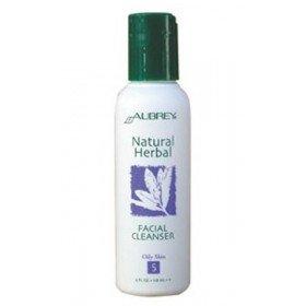 """AUBREY ORGANICS - Очищающий лосьон для лица """"Натуральные травы"""" для жирной кожи, 237 мл"""
