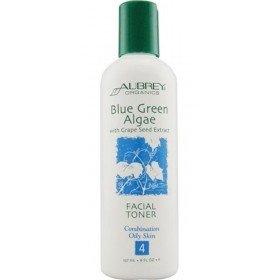 """AUBREY ORGANICS - Тоник """"Сине-зеленые водоросли"""" для комбинированной жирной кожи, 237 мл"""