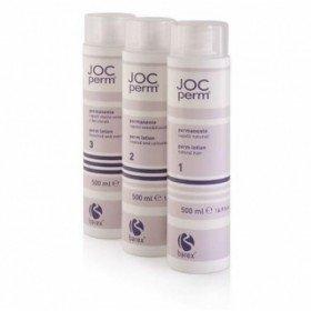 BAREX ITALIANA - Состав для химической завивки для окрашенных волос - Perm lotion 1, 500 мл