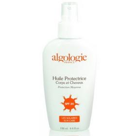 Algologie - Защитное масло для кожи и волос SPF20, 150 мл