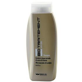 BRELIL - Шампунь против вьющихся волос - Shampoo ANTI CURLY, 250 мл