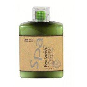 DANCOLY Шампунь c маслом розы для окрашенных и повреждённых волос ROSE SHAMPOO, 300 мл