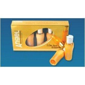ANGEL PROFESSIONAL Milk Spa Essential Oil - СПА молоко и эфирное масло, (5 x 50 мл)