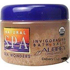 """AUBREY ORGANICS - SPA-соль для ванны тонизирующая """"Природные дары моря"""", 355 мл"""