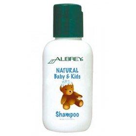 AUBREY ORGANICS - Натуральный шампунь для детей и младенцев, 237 мл