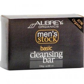 AUBREY ORGANICS - Мыло для мужчин, 150 г