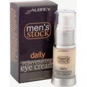 AUBREY ORGANICS - Мужской увлажняющий крем для кожи вокруг глаз, 15 мл