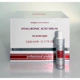 BEAUTY STYLE - Сыворотка с гиалуроновой кислотой, 12 ампул*5 мл