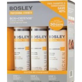 BOSLEY - Набор для  нормальных/тонких ОКРАШЕННЫХ волос - Starter Pack for Fine  Color-Treated Hair