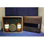 Angel Professional Набор для питания и увлажнения волос с маслом бессмертника 2x250мл., 1x300мл.