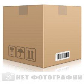 GOLDWELL - Расческа с редкими зубьями, черная (14,5x7 см), 1 шт