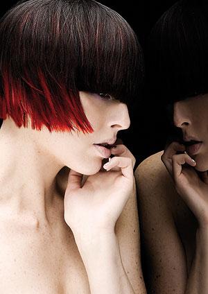 модные прически и окраска волос сезон осень-зима 2008